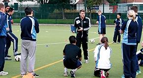 BA 体育与体育教育