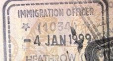 短期学生签证