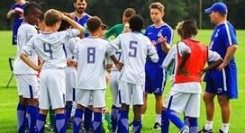 足球训练(远程学习)